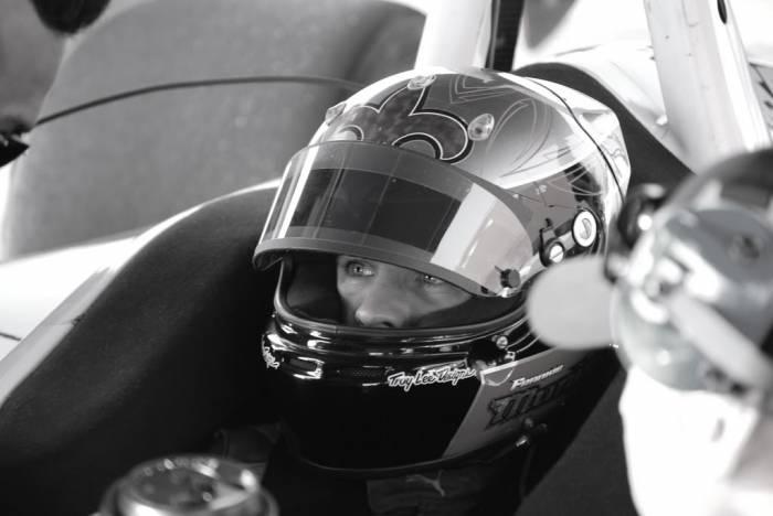 Frankie Muniz Testing Session US RaceTronic
