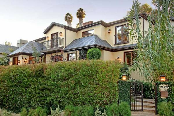 Frankie Munizs Haus in Los Angeles -
