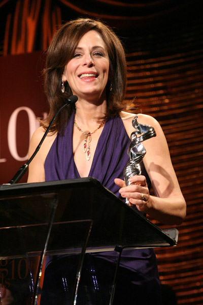 Jane Kaczmarek at 10th Annual Costume Designers Guild Awards
