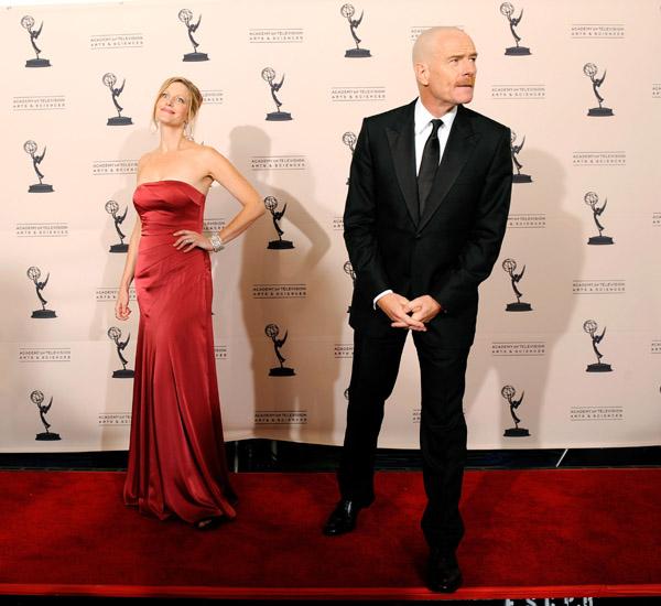 Bryan Cranston Emmy Win 2008