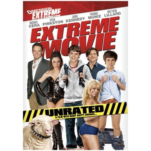 Frankie Muniz - Extreme Movie - Poster