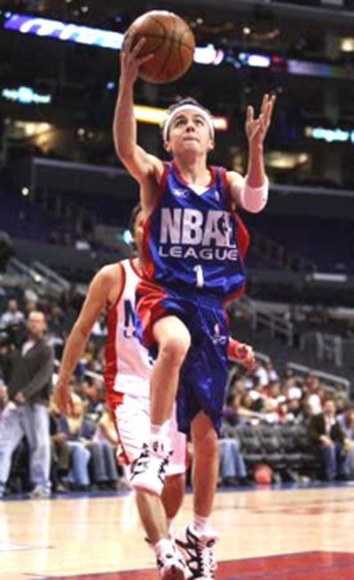 Frankie Muniz basketball action snaps - Malcolm in the ...