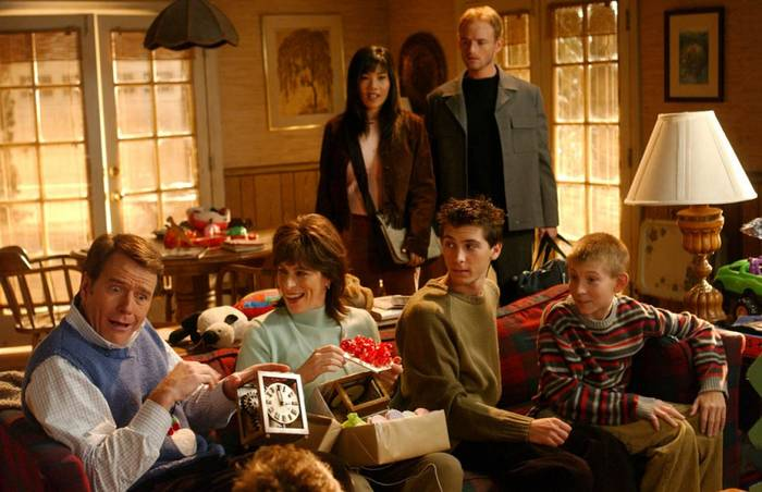 Malcolm In The Middle Christmas.6x06 Hal S Christmas Gift Still Malcolm In The Middle