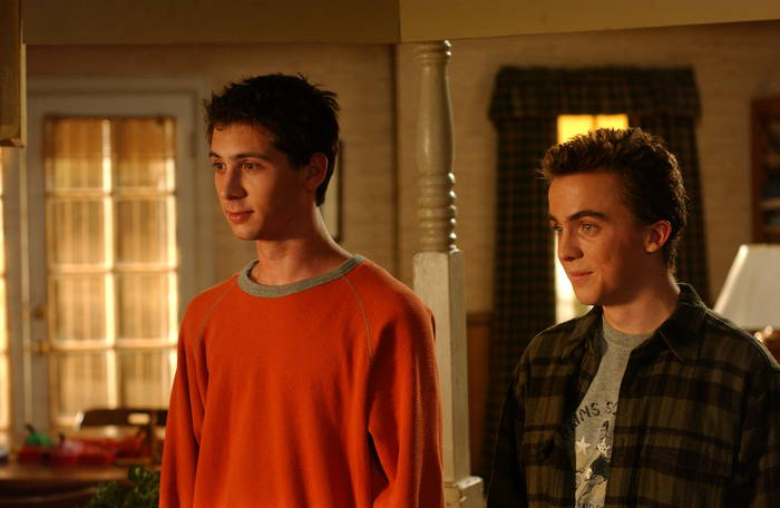 Malcolm in the middle hals christmas gift