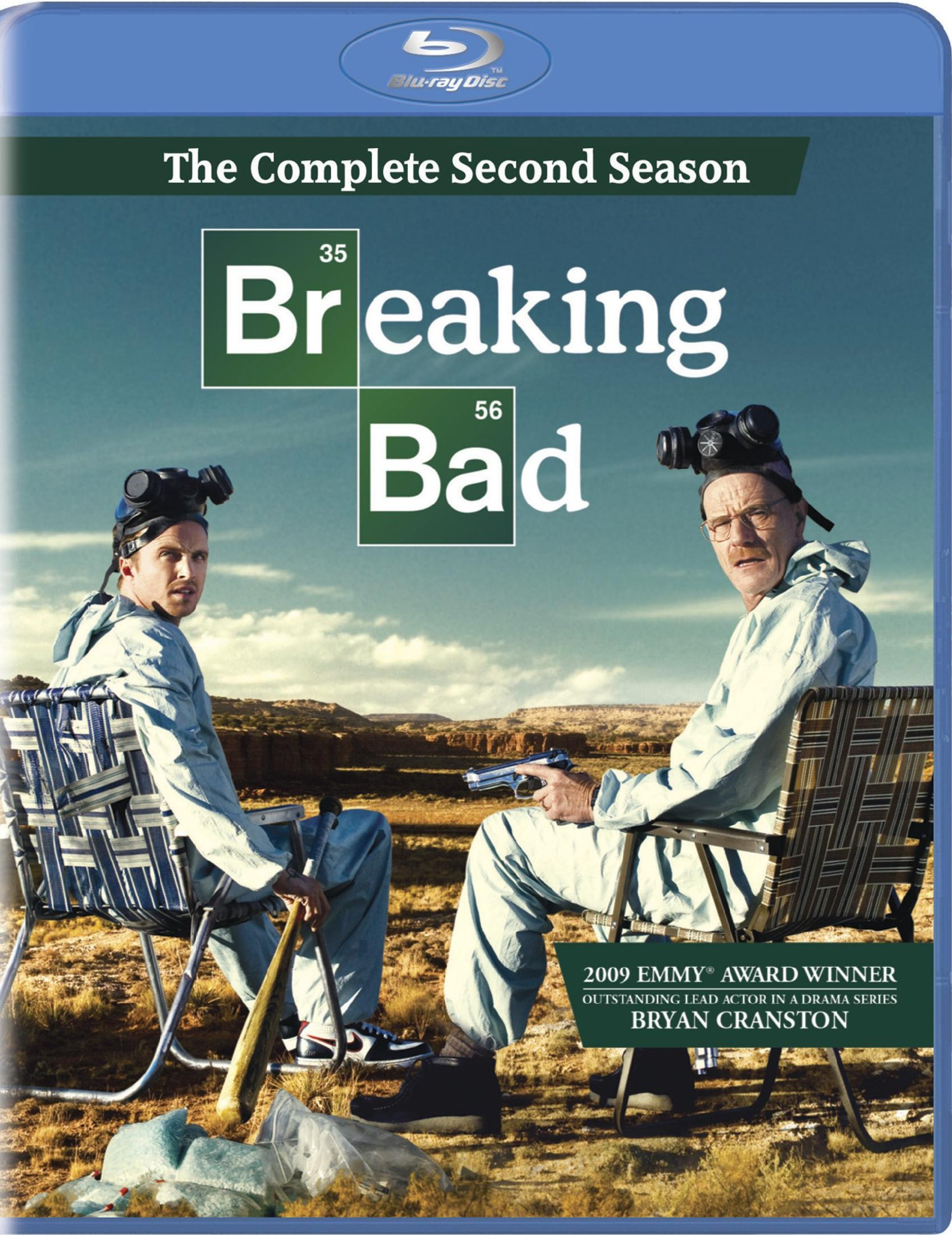 Breaking Bad - Saison 2 [Complete]