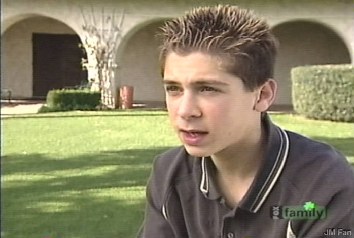 Justin Berfield in Total Access 24/7