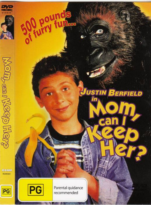 Justin Berfield in 'Mom, Can I Keep Her?' (1998)