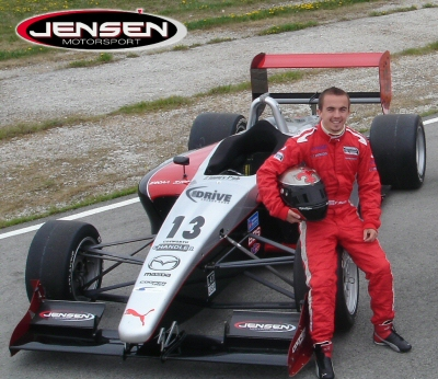 Frankie Muniz (Malcolm) Racing