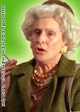 Cloris Leachman's (Grandma Ida) Autobiographical One-Woman Show