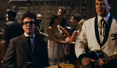 Frankie Muniz as Buddy Holly