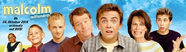 Malcolm in the Middle Serie Completa | WEB DL 720p | Audio Latino