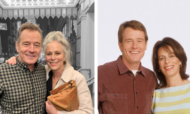 This is what Hal (Bryan Cranston) and Lois (Jane Kaczmarek) from Malcolm look like now in 2019